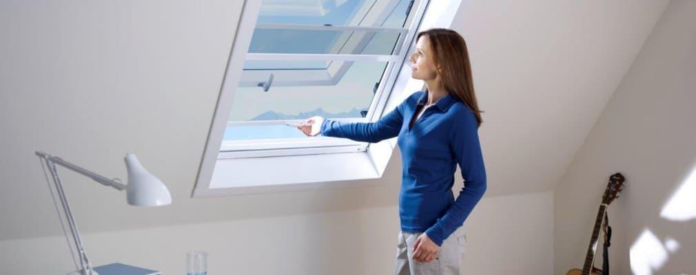 Insektenschutz_Neher_Dachfenster1_Raumausstattung_Kiefersauer_Benediktbeuern